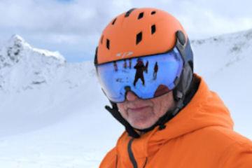 CP Corao+ Ski helmet with Visor