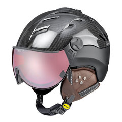 ski helmets with Visor