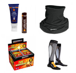Sun and cold protection