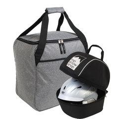 Ski helmet & ski boot bags