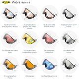cp vizier - cp visier - cp visor vorm 1.6