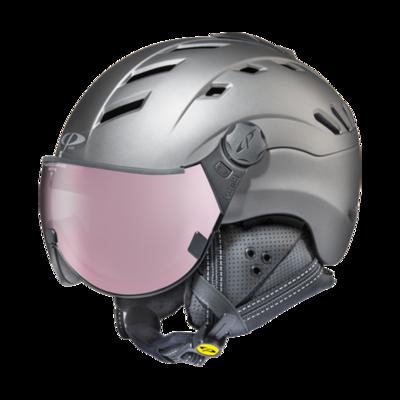 Helmet With Visor Cp Camurai Titan s.t - Polarized  (☁/❄/☀)