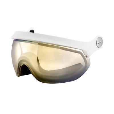 Slokker Visor Photochromic gold white | For all weather types!