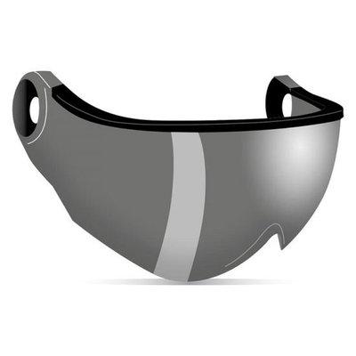 Kask Visor for Ski Helmet - Dark Mirror Cat. 3 (☀) - Piuma R Visor