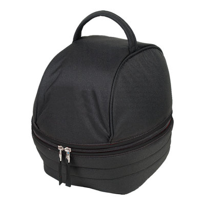 ski helmet bag black also for ski goggle - protect your gear!