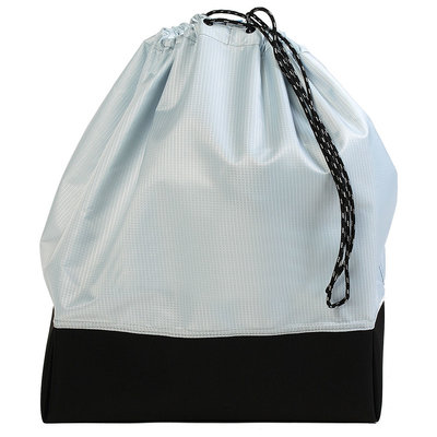 ski helmet bag silver black also for your ski goggles - protects your gear from scratches!