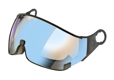 CP 26 ski helmet visor Photochromic & Polarised - Cat. 1-2 (☁/❄) dl vario brown pol ice mirror