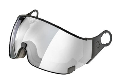 CP 23 ski helmet visor Photochromic - Cat. 1-2 (☁/❄/☀) - Dl Vario Silver Lens Mirror