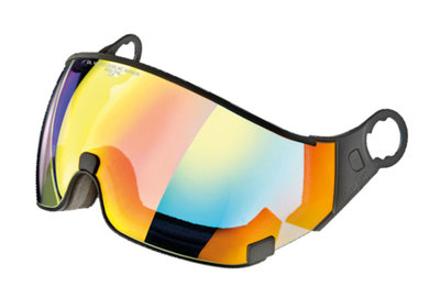 CP 27 ski helmet visor Photochromic - Cat. 1 (☁/❄) - DL Vario Vario Multicolor Mirror