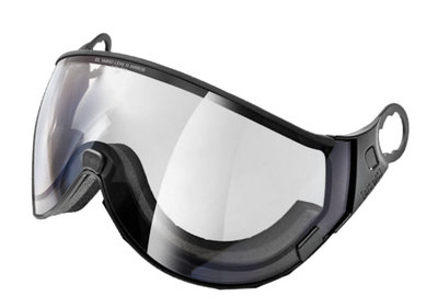 CP 13 ski helmet visor Photochromic - Cat. 1-2 (☁/❄/☀) - Dl Vario Silver Lens Mirror