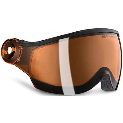 Kask Visor for Ski Helmet - Orange Cat.2 (☁/☀) – Piuma R Visor