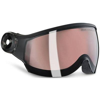 Kask Visor for Ski Helmet - Smoke Pink Photochromic Cat. 1-2 (☀/☁/❄) - Piuma R Visor