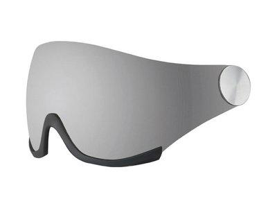 Bollé Backline ski helmet photochromic visor - Cat. 1-2 (☁/❄/☀) Grey Silver