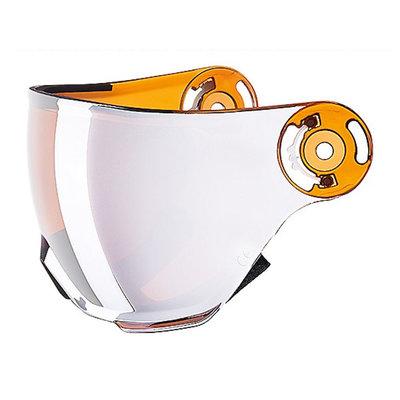 Uvex Ski helmet Visor Photochromic - For Junior Visor - litemirror silver lasergold lite Cat. 2 (☁/☀)