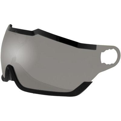 Bollé Might ski helmet photochromic visor - Cat. 1-2 (☁/❄/☀) Grey Silver