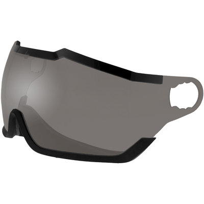 Bollé Might ski helmet visor - brown gun CAT. 2 (☁/☀)
