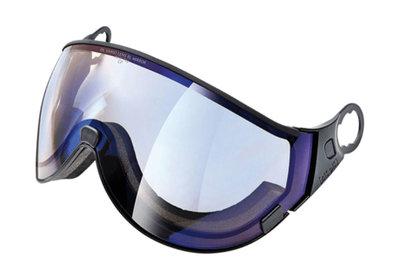 CP 11 DL Vario Lens Blue Mirror Visor - Cat.1-2 (☁/☀/❄) - For CP Camurai & Cuma SKI HELMET- For CP Cuma & Cp Camurai Ski Helmet