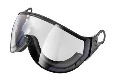 CP 13 DL Vario Lens Silver Mirror Visor Cat.1-3 (☁/☀/❄) - For  CP Camurai & Cuma SKI HELMET- For CP Cuma & Cp Camurai Ski Helmet