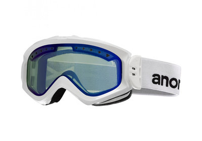 ANON MAJESTIC GOGGLE WOMEN WHITE-BLUE LAGUNE