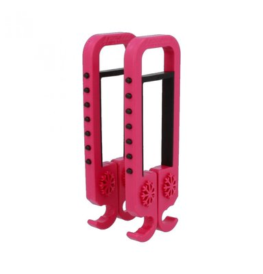 Skibat Universal Ski & Polo Carrier - Pink