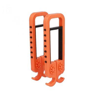 Skibat Universal Ski & Polo Carrier - Orange