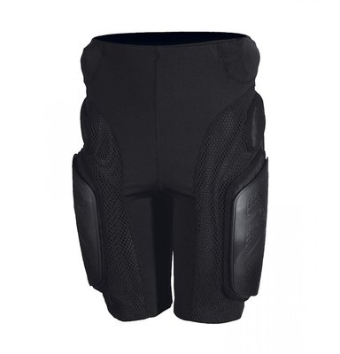 Scott D30 Impact Protection Short Heren S Zwart