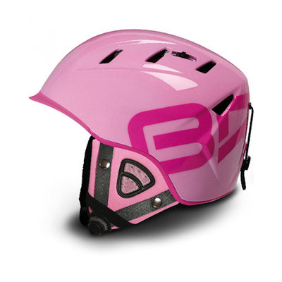 Briko 10.0 Contest Pink Skihelm