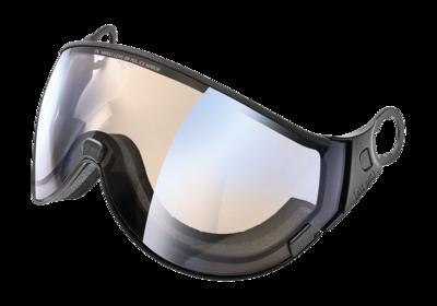 CP16 Visor Ski Helmet CP Camurai/Cuma - DL vario lens br pol ice mirror ☁/❄/☀