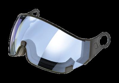 Visor Ski Helmet CP Carachillo - DL vario lens blue mirror ☁/❄/☀