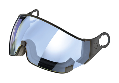 CP 21 Visor Ski Helmet CP Carachillo - DL vario lens blue mirror ☁/❄/☀