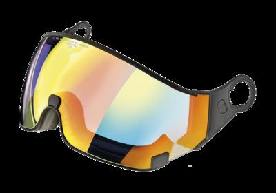 Visor Ski Helmet CP Carachillo - DL vario lens multicolour mirr ☁/❄/☀