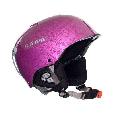 Cébé Contest Purple Ski helmet