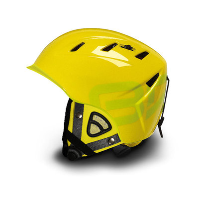 Briko 10.0 Contest Yellow Skihelm