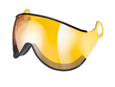 Visor Ski Helmet CP 71 Camulino - flash gold mirror ☁/❄/☀