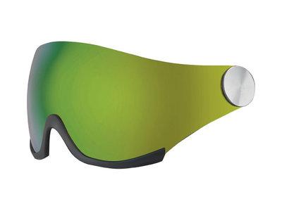 Bollé Backline ski helmet visor - Fire green CAT. 2 (☁/☀)