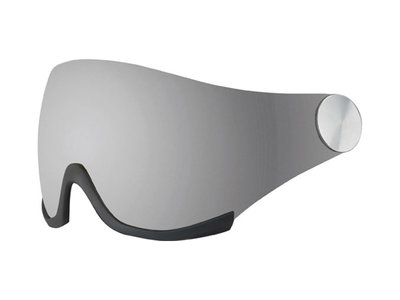 Bollé Ski helmet visor photochromic (☁/❄/☀) for Bolle backline - C 1-2 Grey Silver