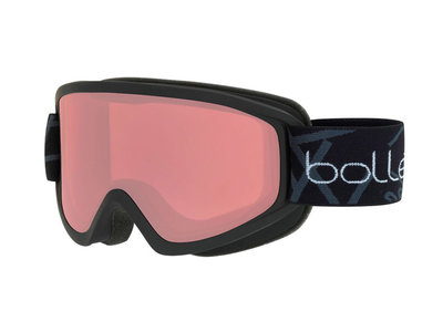 Bollé Goggle Freeze Matte Black Vermillon ☁/☀