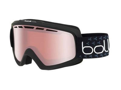 Bollé Goggle Nova ll Matte Black & White Vermillon Gun  ☁/❄/☀