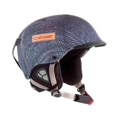 Cébé Contest blue-grey Ski helmet