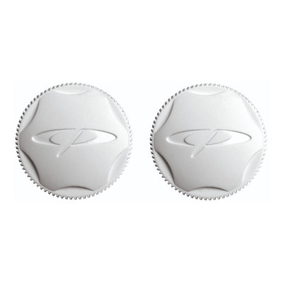 CP Ski helmet screw set white - fits on the CP ski helmet