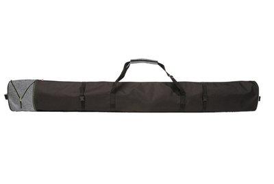 Ski Bag Corvara Vario - grey - for 1 pair of skis with poles