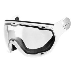 slokker clear visor - helder vizier - slokker ersatz visier