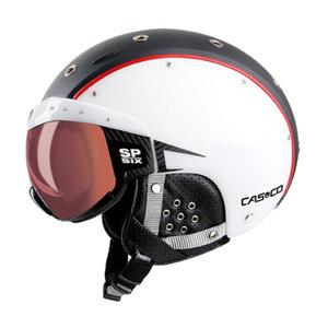 Casco sp-6 skihelm competition - photochromic vautron vizier - Categorie 1-3 - Kopen bij TopSnowShop 2559