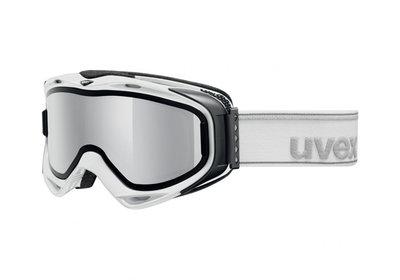 Skibril Uvex Take Off  Wit Pola